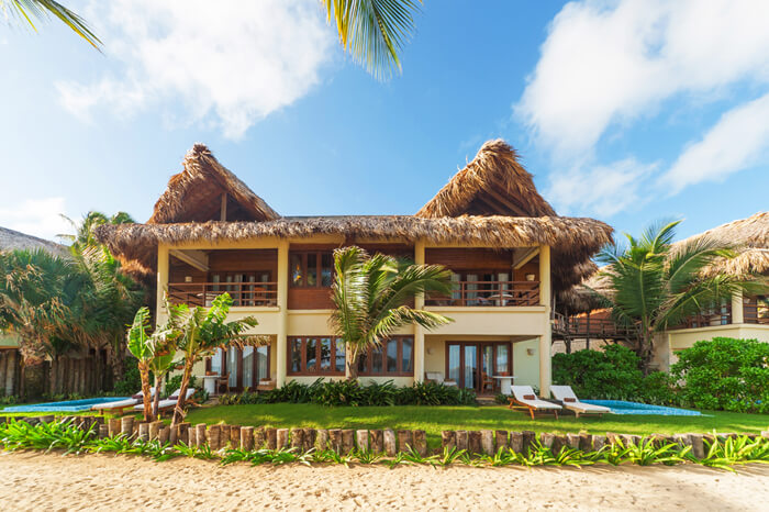 Ocean Front rooms at the Zoetry Agua Punta Cana