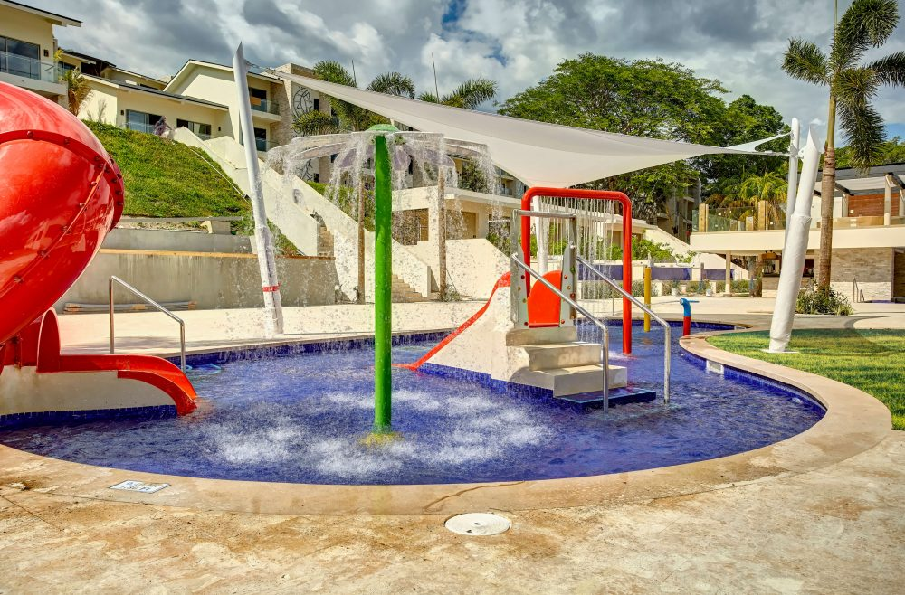 kids pool at Planet Hollywood Costa Rica