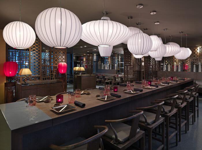 bana asian restaurant paradisus los cabos