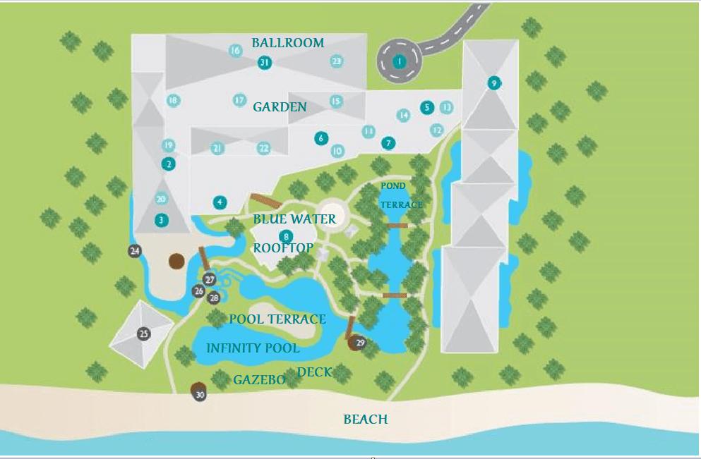 Now Natura Wedding Locations