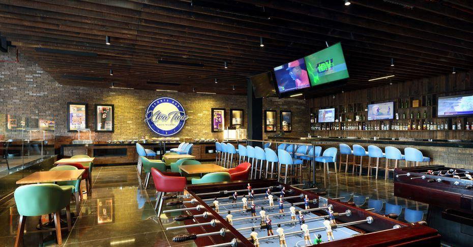 sport bar with games Palladium Costa Mujeres