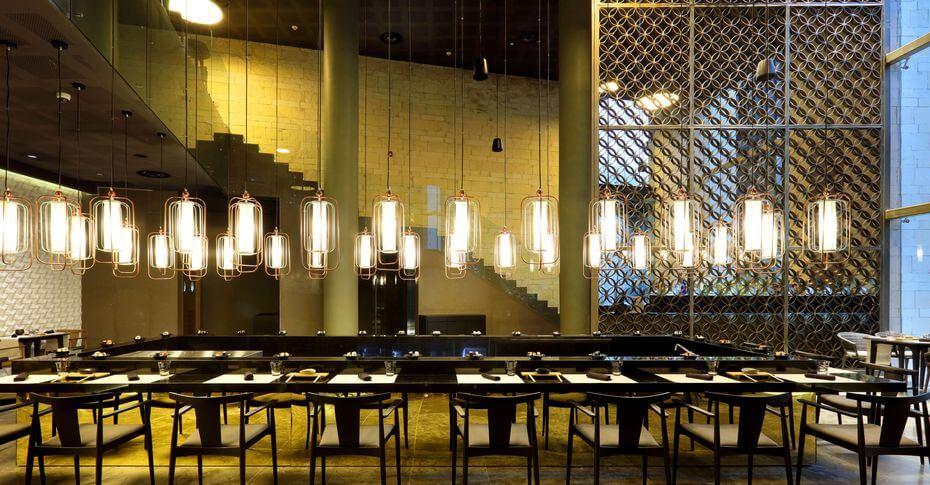 sumptuori restaurant Palladium Costa Mujeres