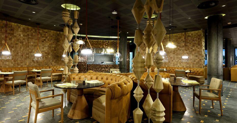 el dorado restaurant Palladium Costa Mujeres