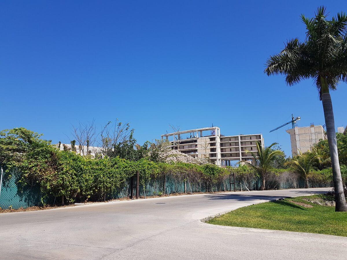 Secrets Playa del Carmen under construction