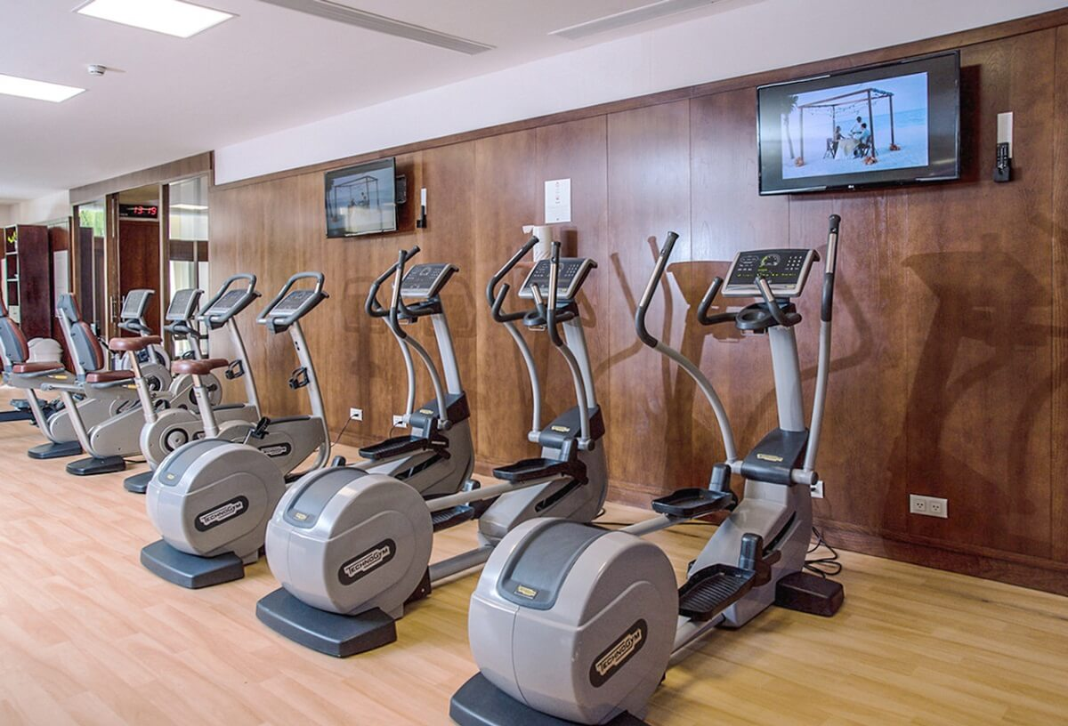 fitness center Excellence Playa Mujeres