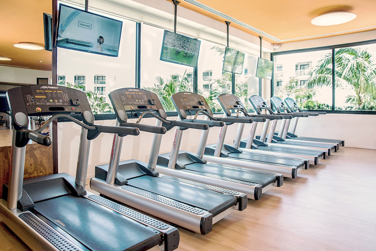 fitness center Finest Playa Mujeres