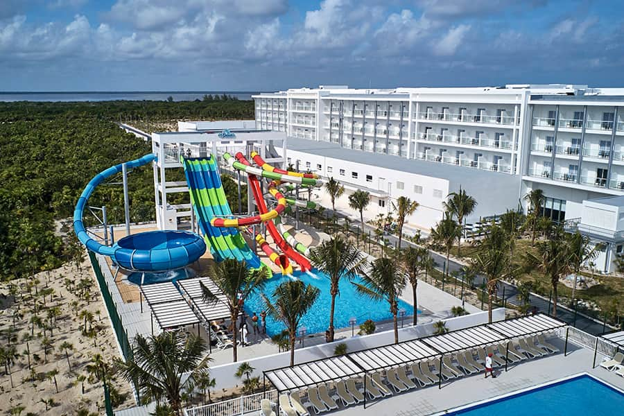 waterpark area riu dunamar