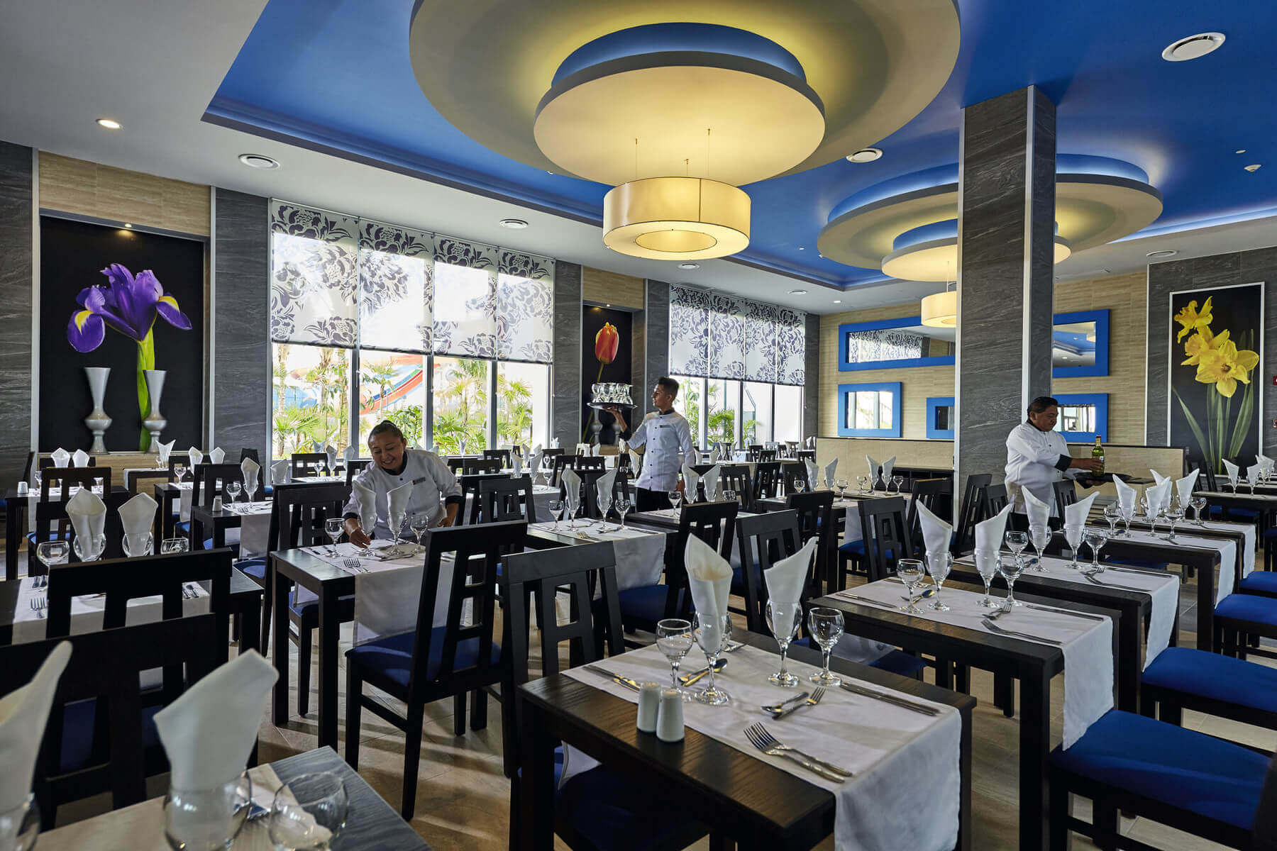steakhouse restaurant at riu dunamar