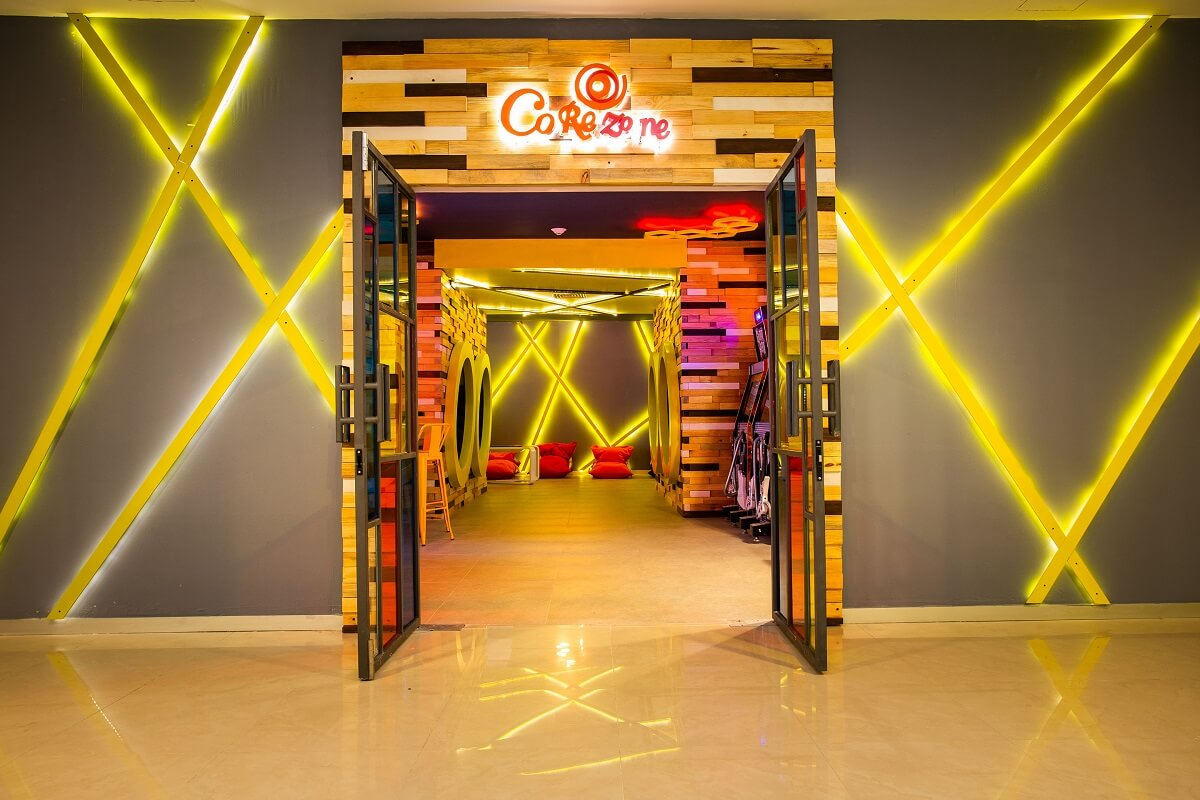core zone teens club at now jade