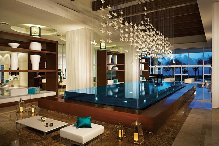 lobby area now jade