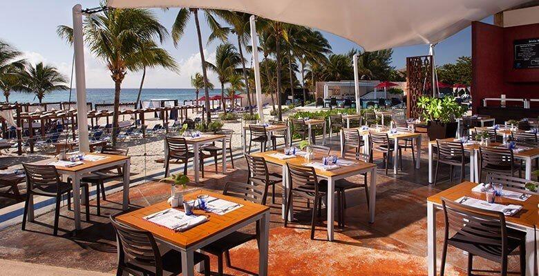 orila beachside restaurant the fives beach