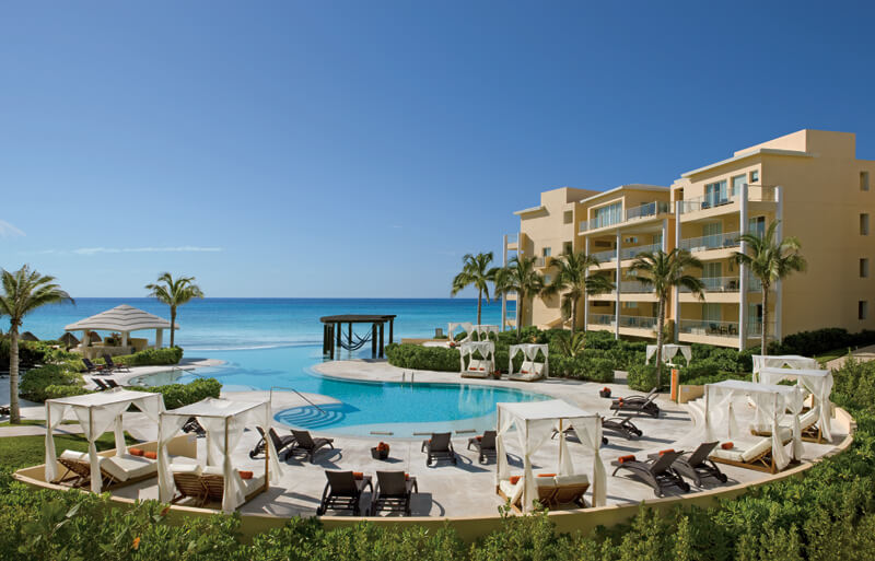 Now Jade Riviera Cancun Wedding