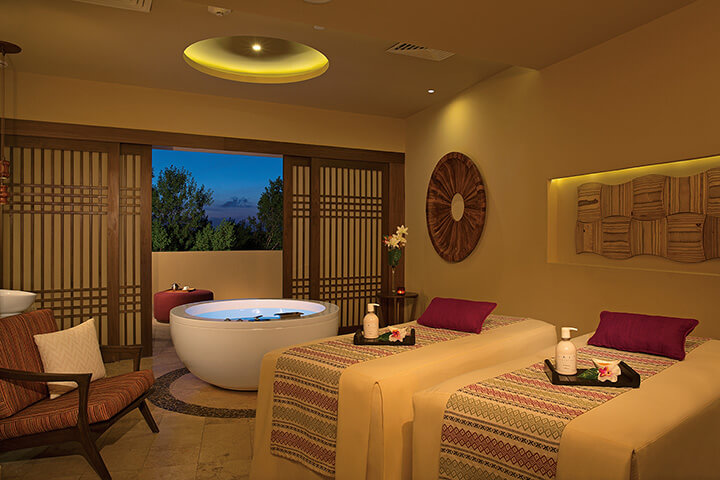 spa cabin for couples massages now jade