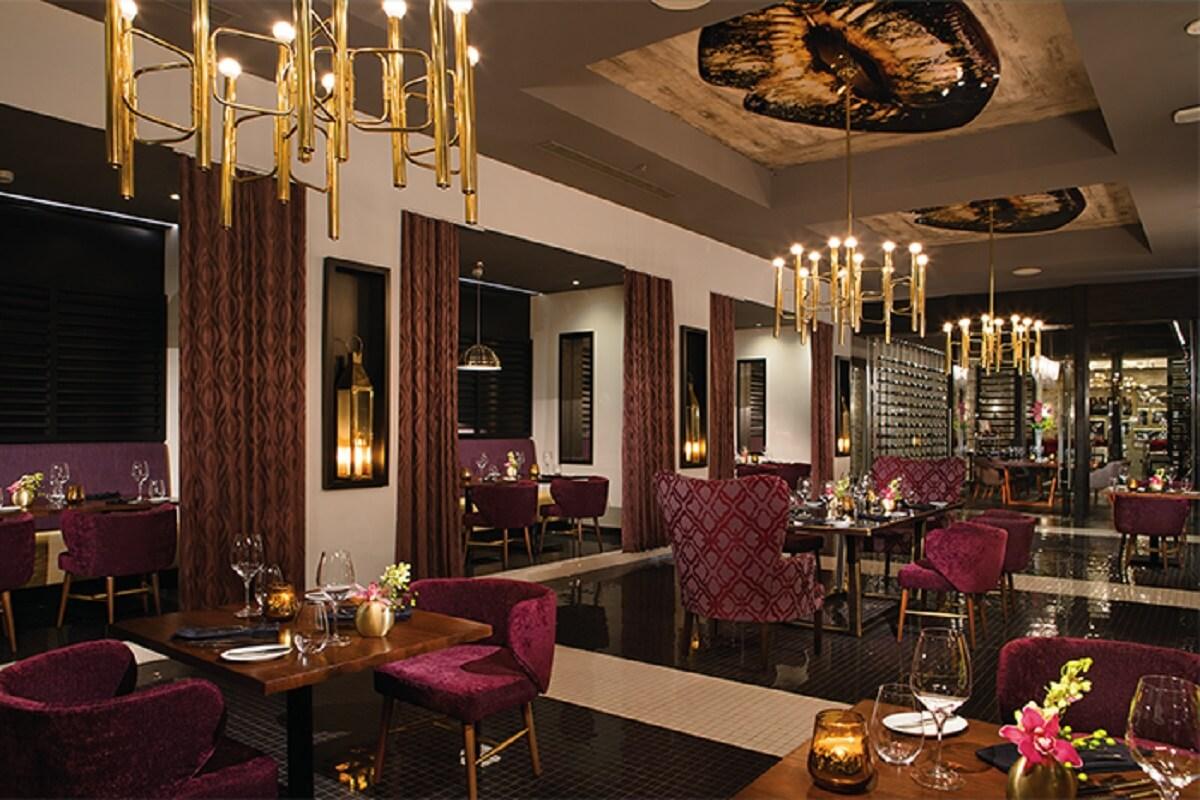 Breathless Coquete restaurant