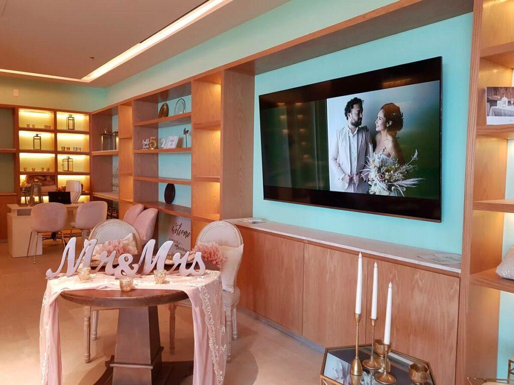 dreams vista cancun weddings office
