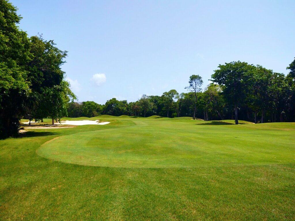 hard rock golf course in playacar
