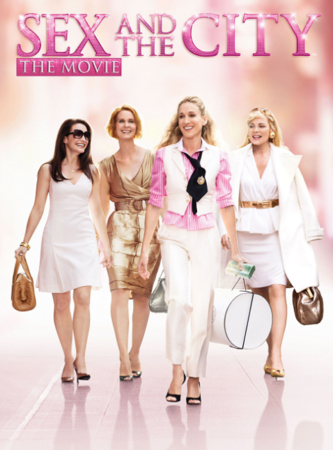 Sex and the city - the movie is #2 on our top 10 wedding movies